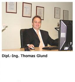 Diplom-Ingenieur Thomas Glund