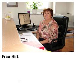 Frau Hirt